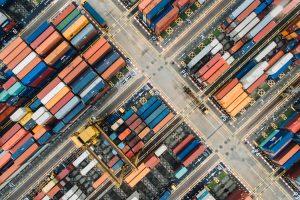 Logistieke bedrijfsruimte